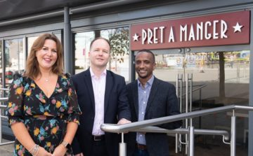 The University of Warwick opens the first Pret A Manger in Coventry today