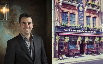 Xavier Rousset and Mark Jarvis reopen Gunmakers and a new restaurant on the way too
