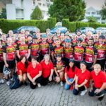 Black and White Hospitality lead charity bike ride over the mountains of Mallorca