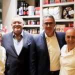 Last night Carluccio's restaurant group raised £26,530 for Action Against Hunger