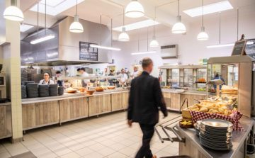 Multifunctional appliances help historical independent school's catering operation