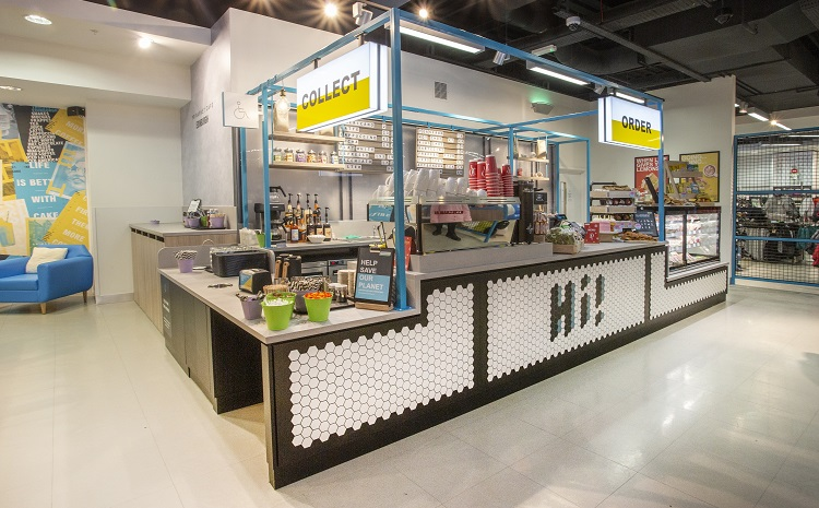 Primarket Café Launches At Primark Edinburgh Hospitality