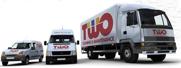 Two Services Kitchen cleaning maintenance