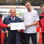 Bartlett Mitchell's 20 years in business celebrated with £10,000 charity donations