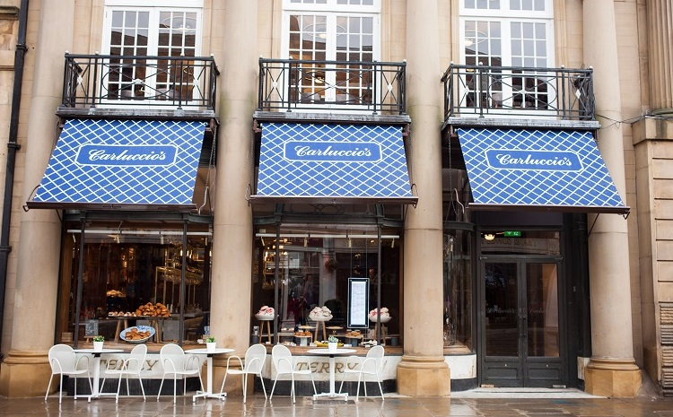 Boparan completes acquisition of Carluccio's