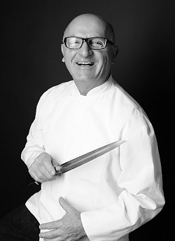 Chef Jean-Claude Bourgueil
