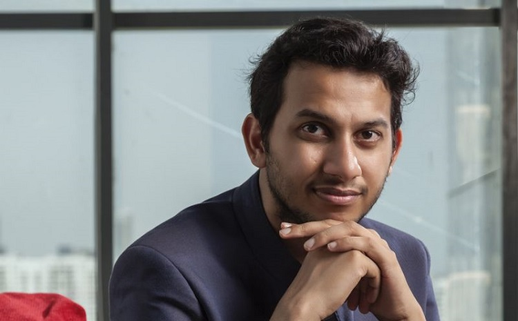 Ritesh Agarwal, Founder & Group CEO of 'start up' OYO Hotels
