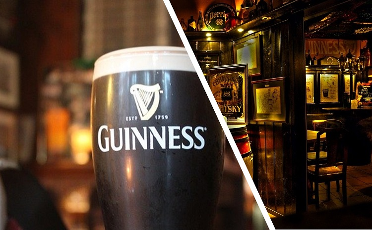 Guinness fund pub reopening
