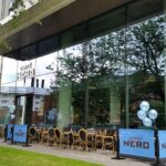 Eat in at 400 Caffè Nero's from 4th July