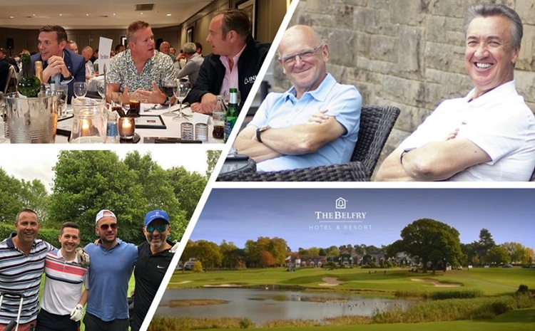 The Belfry and brings names from across the UK hospitality industry together