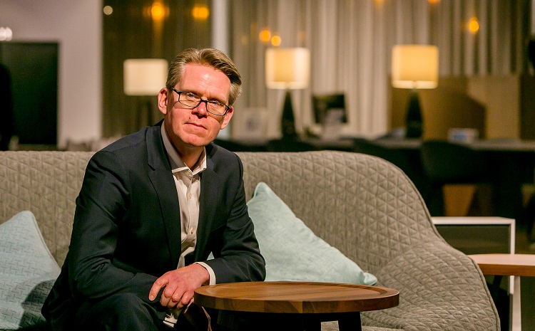 Richard Moore, Group Chief Executive, Q Hotels Group