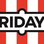 TGI Fridays rebrands as Fridays
