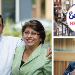 Rishi Sunak enthusiastic and Cyrus Todiwala extending 'Eat Out to Help Out'
