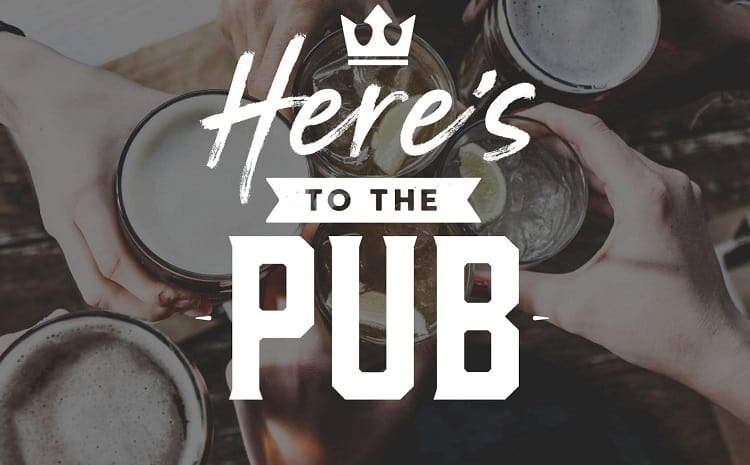 Here's to the Pub