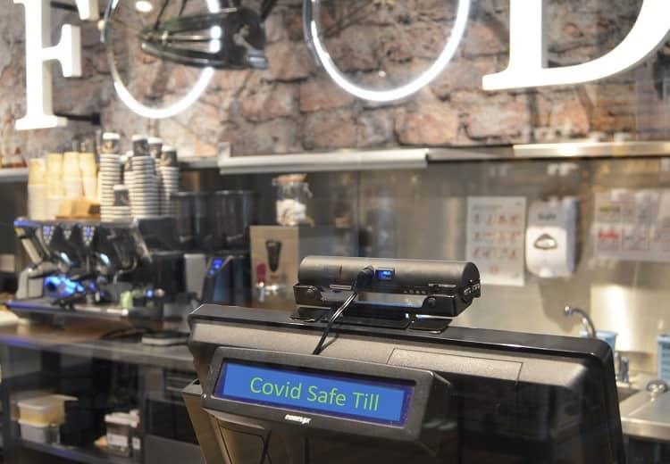 ENS Covid Safe Restaurant