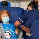 UK Covid-19 vaccination programme underway