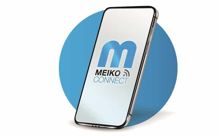 Meiko's new Connect APP