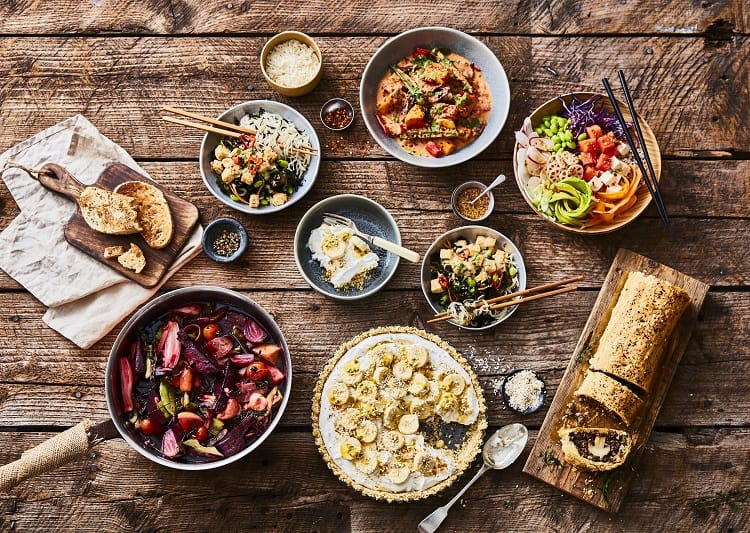 Plant based food to increase profits for caterers in 2021