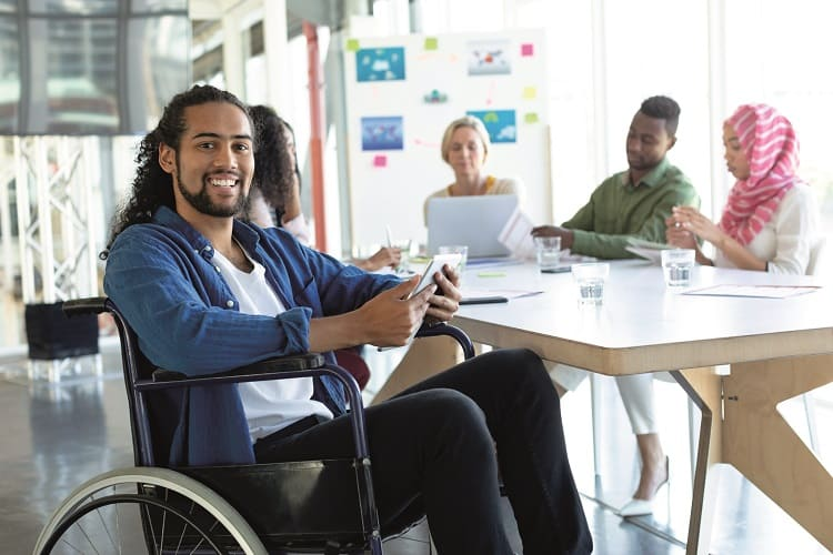 Research by Sodexo to support people with disabilities