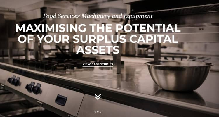 Sustainable disposal of surplus hospitality assets
