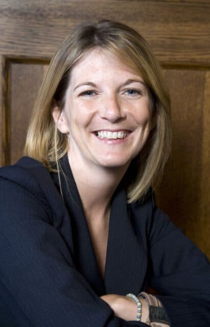 Minister for Hospitality Lords, Claire Bosi