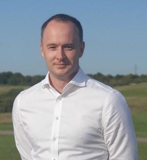 Callum Nicoll, Director of Golf, Rockliffe Hall