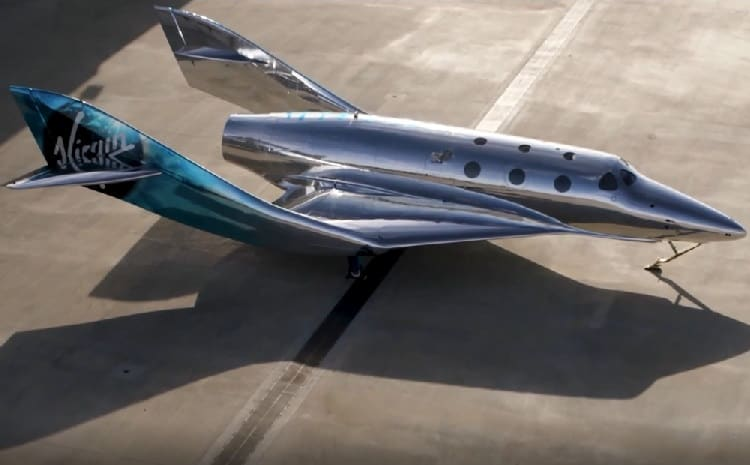 - space tourism 2021 - Space tourism takes a step forward with launch of new commercial spaceship from Virgin Galactic