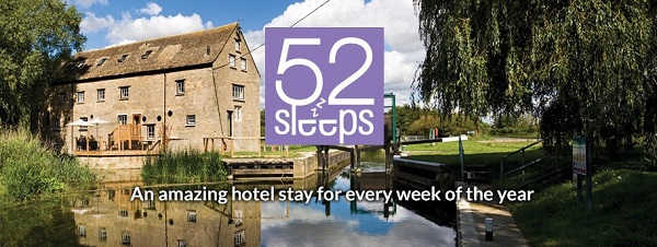 52 sleeps identifies a hotel for every week for Late room secret hotels