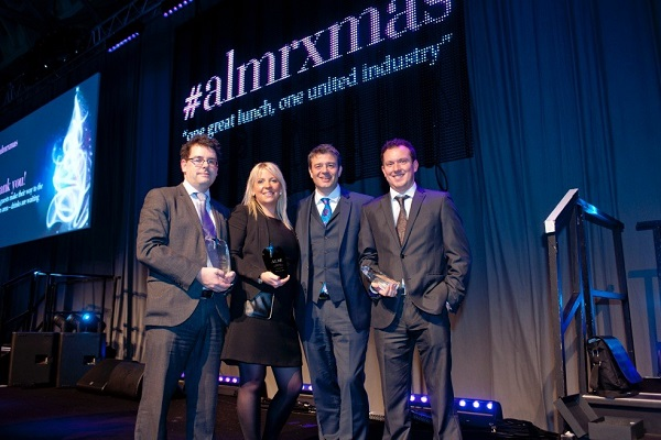 ALMR 2013 Operations Managers Awards winners