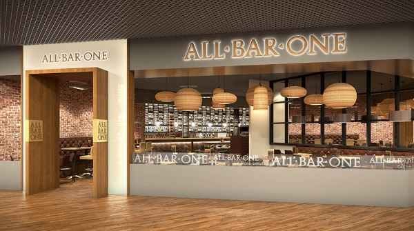 All Bar One Sites Open Airside Amp Landside At Birmingham