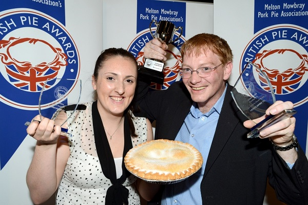 Bramley Apple Pie is Supreme Champion at The British Pie Awards 2014