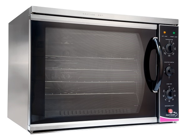Pantheon Launches New Plug In Heavy Duty Convection Oven