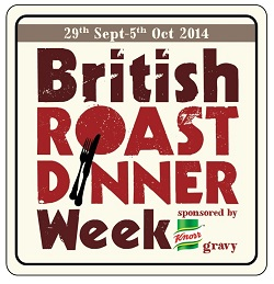 British Roast Dinner Week shows roasts are not just for Sundays