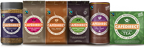 Cafédirect is preferred coffee supplier to Royal Albert Hall