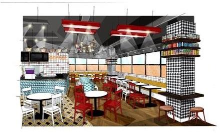 Comptoir libanais to open first airport restaurant at - Comptoir restaurant london ...