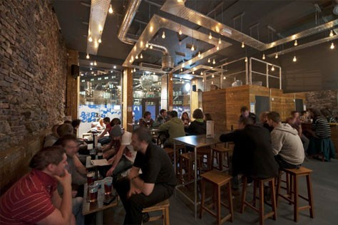 Craft beer moves into the UK mainstream