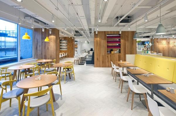 Debenhams Oxford Street hospitality transformed