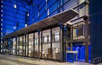 Doubletree Hotel Manchester City Centre