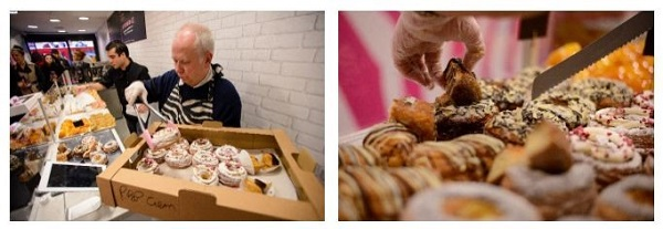 Dum Dum's Donutterie sells out 5000 Doughnuts in 5 hours