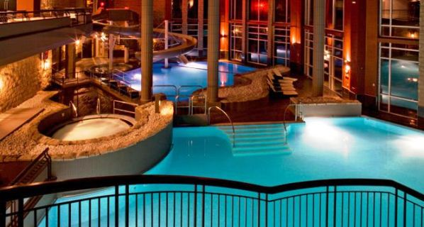 Europe s best luxury resort spa the carrick spa at for Best house in the world for sale