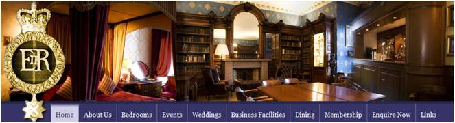 New function suite at Royal Scots Club opened by HRH The Princess Royal