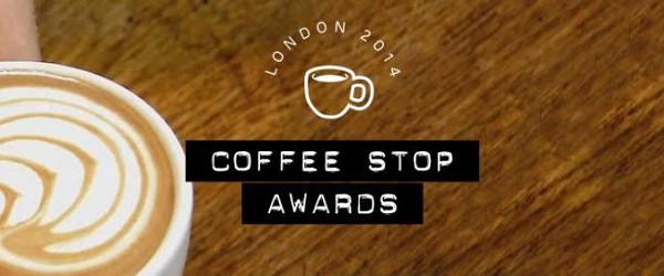 Inaugural London 2014 Coffee Stop Awards – the winners