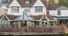 Introducing new riverside local The Weyside, Guildford