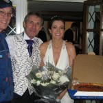 Domino's moves into wedding catering!