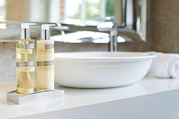 launch of luxury range of bathroom products for hotels