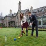 Local heroes join Andy Murray at official opening of Cromlix