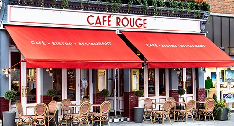 Losses rise for Strada and Café Rouge owner Tragus