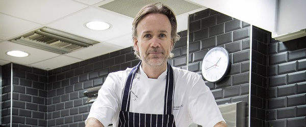 Marcus Wareing brings green fridges to the table