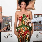 Naked Sushi an out of this world dining experience