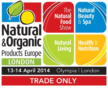 Natural & Organic Products Europe announces venue move for 2015